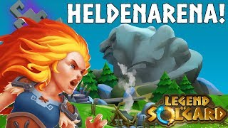 DIE HELDENARENA! ❤ Legend of Solgard #4