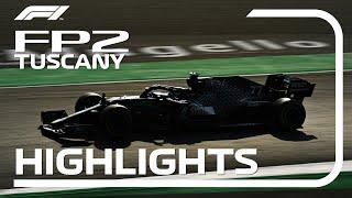 2020 Tuscan Grand Prix: FP2 Highlights