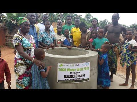 Togo Water Wells - WWTOGO-014 | Muslim Aid Australia