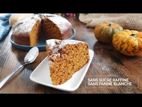 pumpkin-cake-moelleux-sans-sucre-raffiné-et-sans-farine-blanche-(vegan-et-healthy)