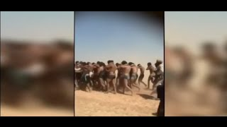 Syrie : l'organisation de l'Etat Islamique exécute des soldats de l'armée syrienne