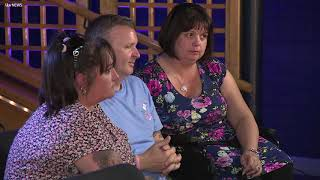 Two North East Manchester bombing victims