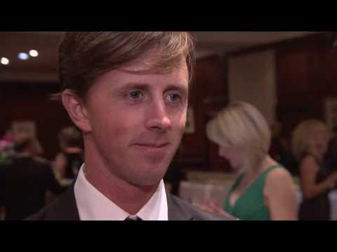 Showjumping -  Ben Maher MBE interview at the Awards Ball 2013