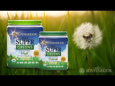 Super Ormus (Enormous) Greens | Sunwarrior