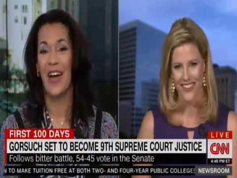 Barbara Smith on CNN Newsroom w/ Fredricka Whitfield 4/9