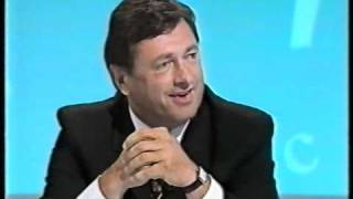 "Sandi Toksvig vs Alan Titchmarsh, on ""Call My Bluff"" - stereo,"