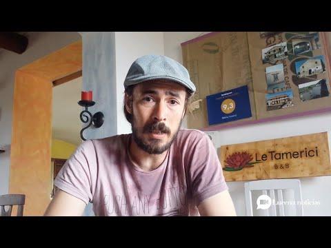 """VÍDEO: Rafael Madrigal, un lucentino en Italia: """"Respetar la cuarentena cien por cien es la única manera de superar el coronavirus"""""""