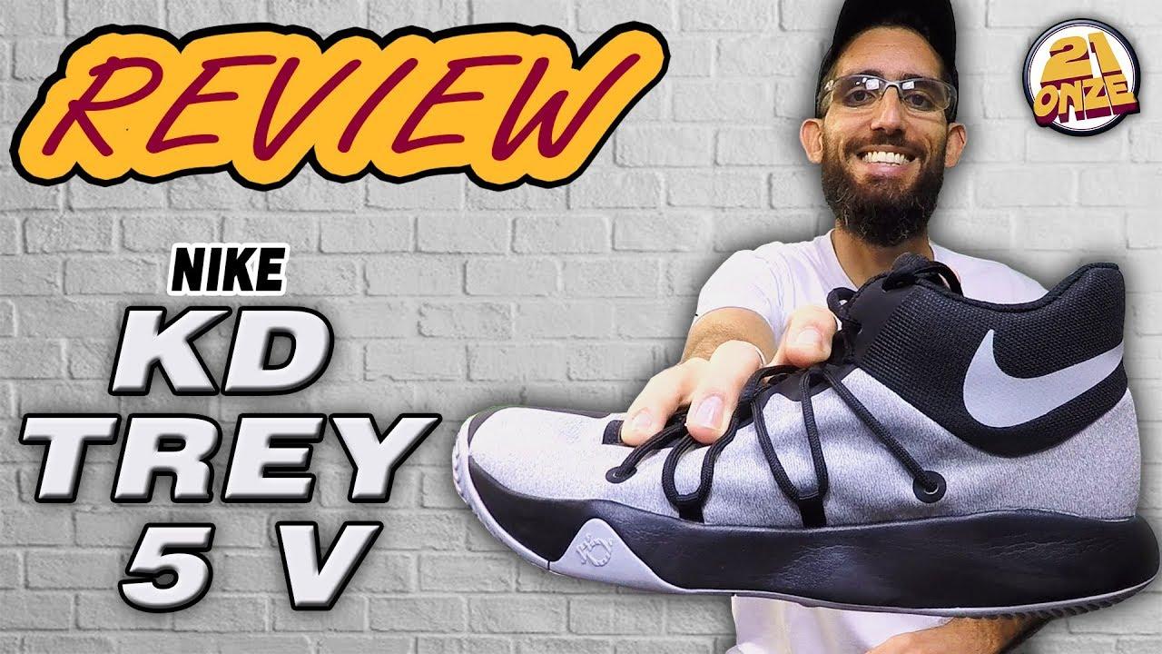 4c196420b7e Análise Nike KD TREY V 5 (Review KD TREY V 5 ptbr) - YouTube