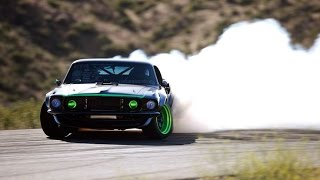 American Muscle Cars Best Drifts