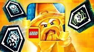 ЗАПРЕТНЫЕ СИЛЫ! Lego Nexo Knights - Игра про Мультики Лего Нексо Найтс 2017 Видео для Детей