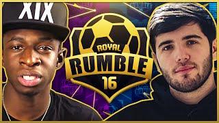 TOBI VS JOSH (MATCHDAY 2)   FIFA 16 ROYAL RUMBLE 2 TOURNAMENT