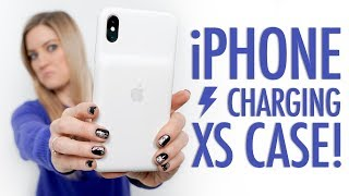 I WAS WRONG ABOUT THE iPHONE XS CHARGER CASE!!