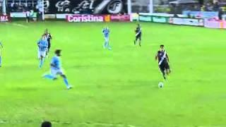 Vasco 4 x 0  Grêmio - Campeonato Brasileiro 2011