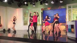 Party-Bill Trần _ Behind the Scene- Vũ đoàn Ocean