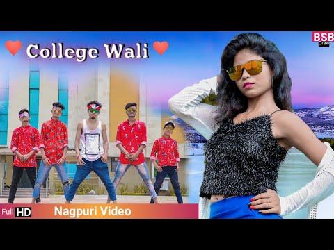 College Wali♥️ New Nagpuri Love Video Song 2019😍 Bsb Crew  Jamshedpur😎 Santosh Daswali