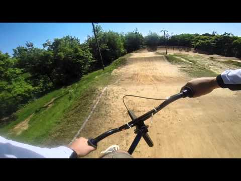 Messing Around At Burdette Park BMX (PART 1)