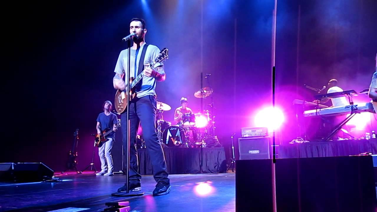 Maroon 5 - Sweetest Goodbye - Atlantic City, NJ 5/18/2012