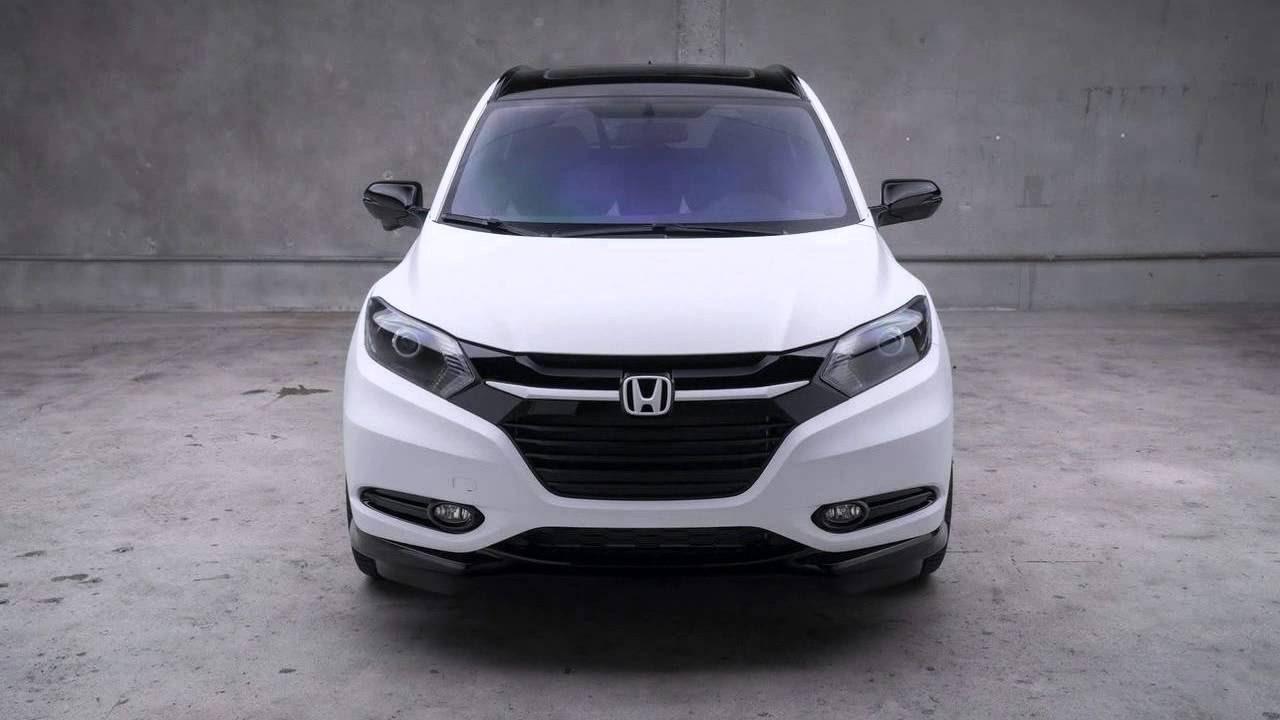 All New Honda Vezel 2017 - YouTube