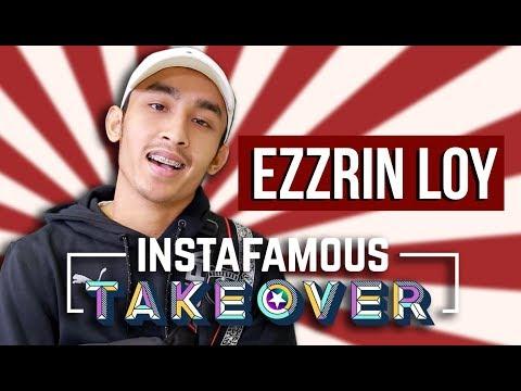 Instafamous Takeover x Ezzrin Loy | Alololo Cian Dia Kena Jadi Avatar!