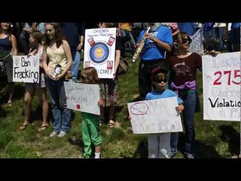 People's Action Against Fracking & Talisman Energy USA - Closeout - 6.26.2012