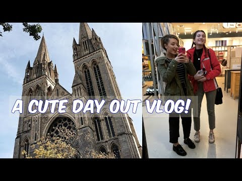 A SHOPPING DAY OUT IN TRURO VLOG!