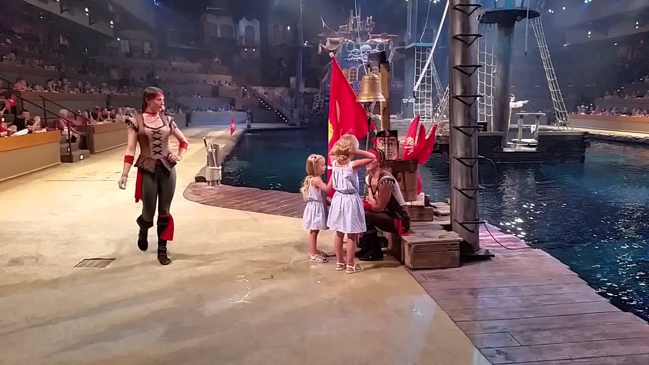 Pirates Dinner And Show Myrtle Beach