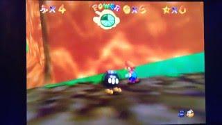 Super Mario 64 spazzy wandering bob-omb glitch