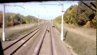 На чём сидят машинисты поездов. Обосаться просто !!!