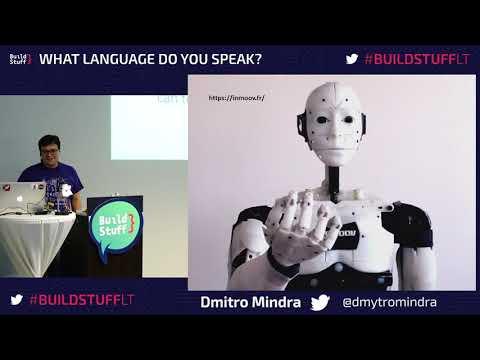 Dmytro Mindra - Teaching Kids Robotics