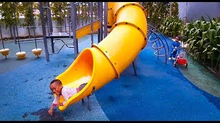 Fun Outdoor Playground For Kids | Funtime For Children.