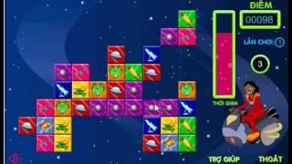 Game pikachu phiêu lưu - Pikachu ngoài không gian