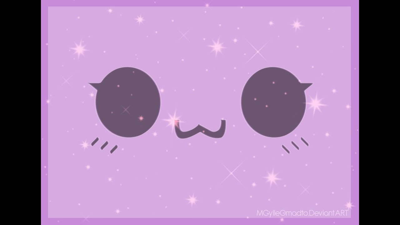Emoticons Cute Wallpaper How To Draw Kawaii Faces Youtube