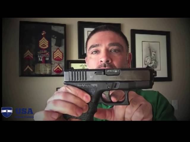 SiderLock – External Safety on Glock Pistol [REVIEW]