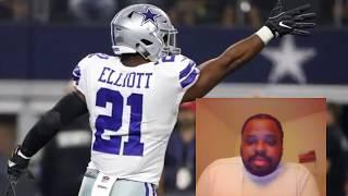 Ezekiel Elliott six-game suspension back on (reaction)