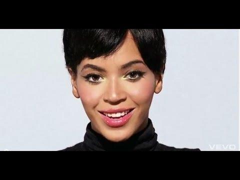 beyonce countdown music video makeup youtube