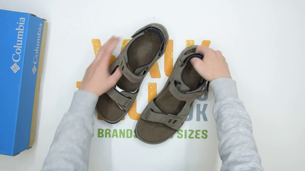 1304467d7691 Columbia Ventmeister Sandals - Brown - Walktall
