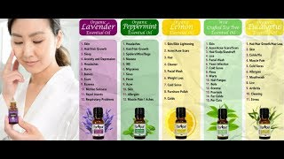 All Essential Oils Uses And Their Benefits For Sleep, Skin Care, Anxiety & Depression
