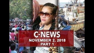 UNTV: C-News (November 2, 2018) PART 1
