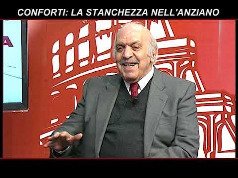 CONFORTI: LA STANCHEZZA NELL' ANZIANO