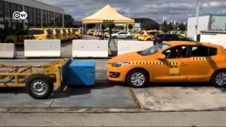 طريقة اختبار التصادم في السيارات المدمجة | عالم السرعة