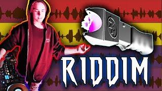 RIDDIM FROM A TASER!? (SAMPLE CHALLENGE)
