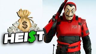 MONEY HEIST MODE GAMEPLAY - Rainbow Six Siege