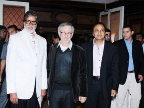 Steven Spielberg welcome party | Tina & Anil Ambani & all Bollywood Greats descend at Taj Lands End