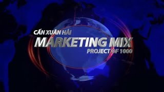 DỰ ÁN 1000_LÀM GÌ ĐỂ GIÀU; Giới thiệu Hệ thống Marketing Online hoàn hảo