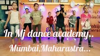 Tere naal nachna / Nawabzaade / Badshah / Dance / choreography / Binod chaudhary in Mj Dance Academy