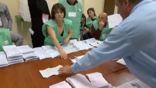 видео Бюллетени: недействительные/испорченные избирателями/неустановленной формы