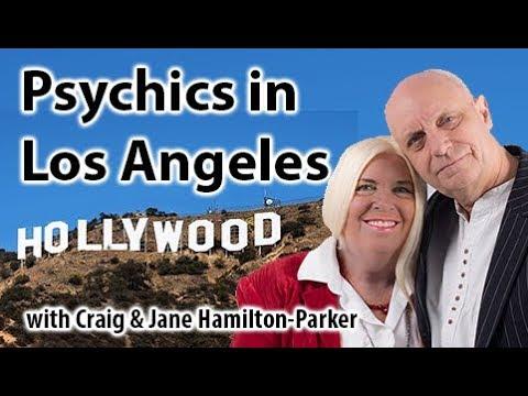 Psychics In Los Angeles California Craig Jane Hamilton Parker