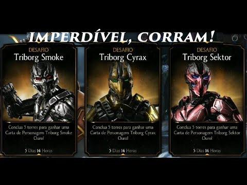 Mortal Kombat X - Desafio Semanal Triplo thumbnail
