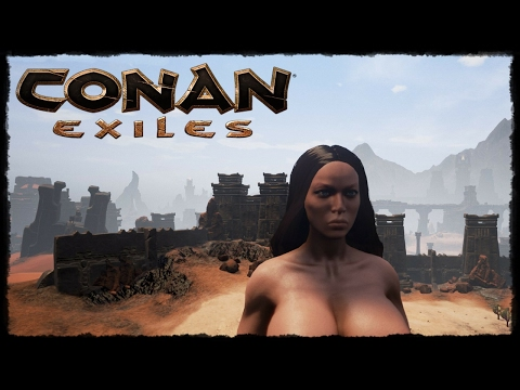 Conan Exiles: CLAN OF MELONS IS BORN EP1