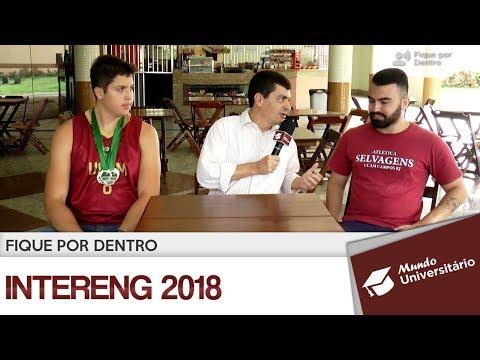 Fique por dentro: INTERENG 2018